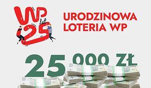 To ostatni dzwonek na zdobycie 25 tys. zł w urodzinowej loterii WP
