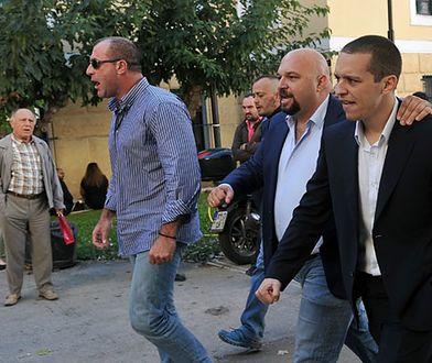Grecja: trzej deputowani Złotej Jutrzenki warunkowo na wolności