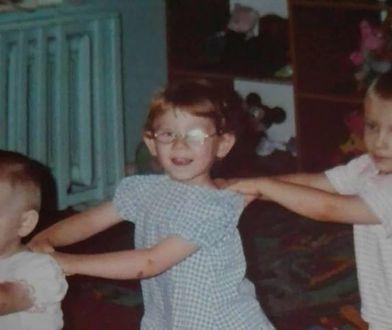 Karina trafiła do domu dziecka w wieku 2 lat