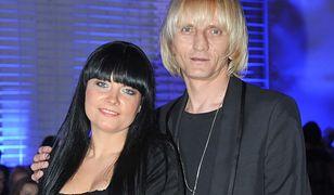 Piotr Krajewski z żoną Ewą. Kilka lat temu przenieśli się z Warszawy do Trójmiasta.