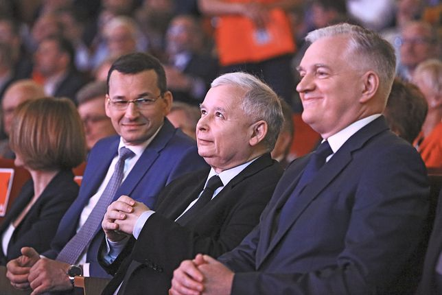 Sondaż. Tylko cztery partie w Sejmie, dominacja PiS