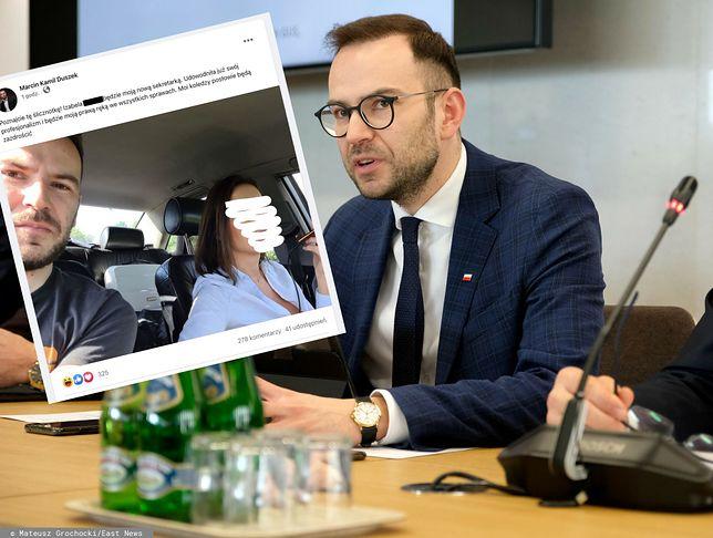 Marcin Duszek - poseł PiS