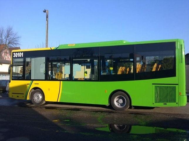Autobusy na gaz w Warszawie!