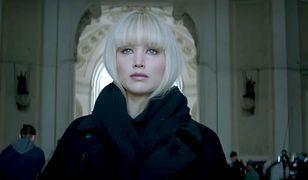 """Jennifer Lawrence w filmie """"Czerwona jaskółka"""" uwodzi agentów"""