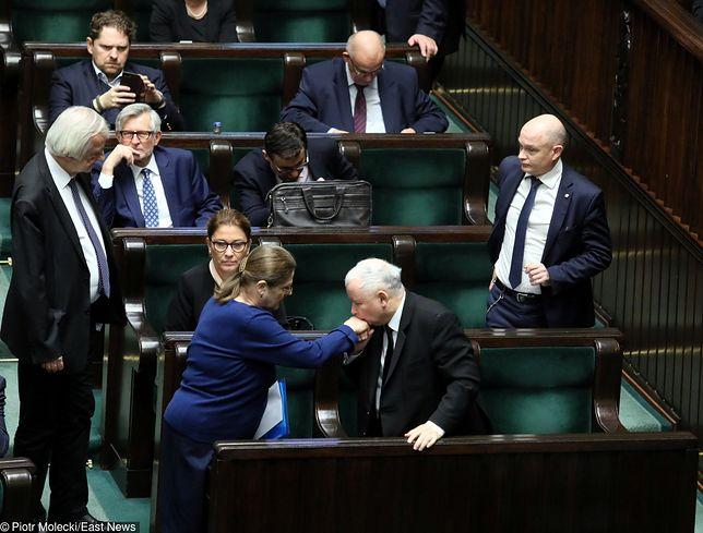 Krystyna Pawłowicz napisała w mediach społecznościowych, że jej czas w polityce dobiegł końca