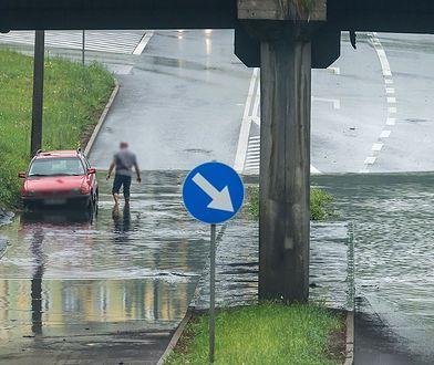 W ciągu doby może spaść tyle deszczu, ile średnio notowane jest przez cały czerwiec