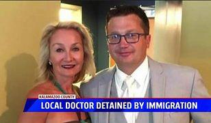 43-letni lekarz jest z pochodzenia Polakiem