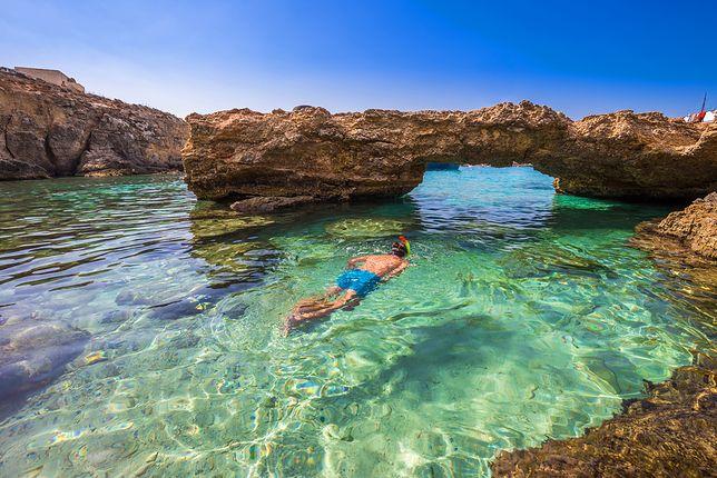 Malta. Najlepsze miejsce do nurkowania