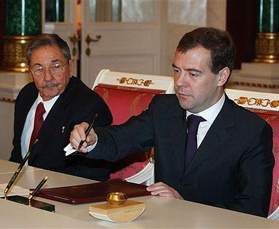 Kuba wznawia stosunki dyplomatyczne z Rosją