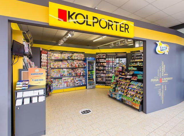 Saloniki Kolportera zlokalizowane są zazwyczaj w centrach miast.