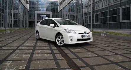 TEST: Toyota Prius - Samochód prawie elektryczny