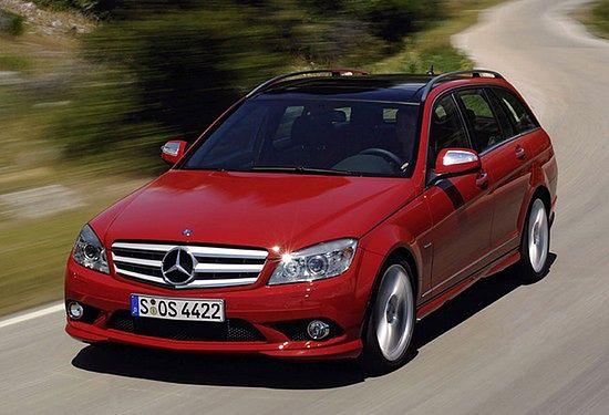 Mercedes C Combi