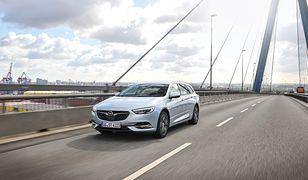 Nowy Opel Insignia Sports Tourer (2017) - zdjęcia