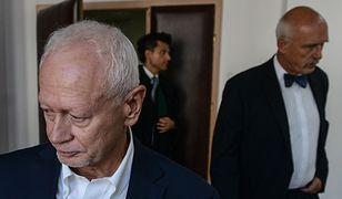 Ruszył proces Janusza Korwin-Mikkego za spoliczkowanie Michała Boniego