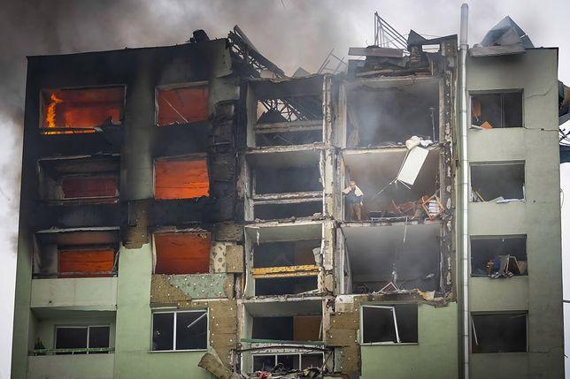 Wybuch gazu w bloku na Słowacji. Są zarzuty