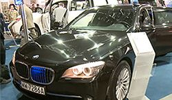 Samochody BOR-u pokazane szerszej publiczności