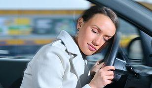 Zmęczenie za kierownicą może być bardzo groźne