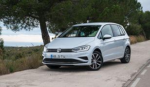 Volkswagen Golf Sportsvan 1.5 TSI 130 KM po liftingu