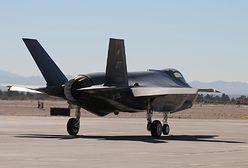Polska kupiła 32 myśliwce F-35. W USA odradzają latanie nimi