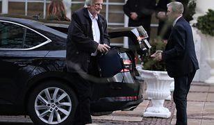 Wybory prezydenckie 2020. Na wyjazdowym posiedzeniu PiS w Jachrance był obecny m.in. Ryszard Terlecki