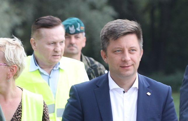 Szef KPRM skarżył się na współpracę z władzami Warszawy przy usuwaniu skutków awarii