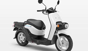 Elektryczna Honda Benly:e testowana w kolejnym kraju. Pomysł na miejski transport