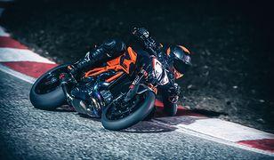 KTM 1290 Super Duke RR przyłapany podczas testów. Będzie bardzo limitowany