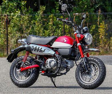 Motocykl dnia: Honda Monkey