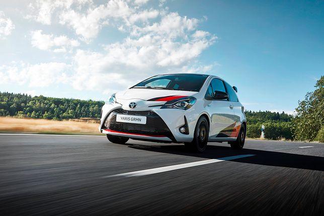Toyota Yaris GRMN – potwornie drogi hatchback, ale wiemy już dlaczego