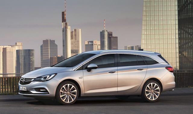 Opel Astra już wkrótce w odmianie kombi