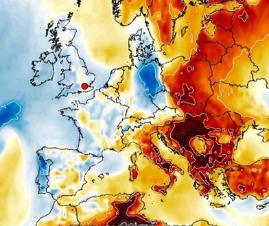 Pogoda. Do Polski dociera afrykański żar. Nawet 36 stopni w cieniu