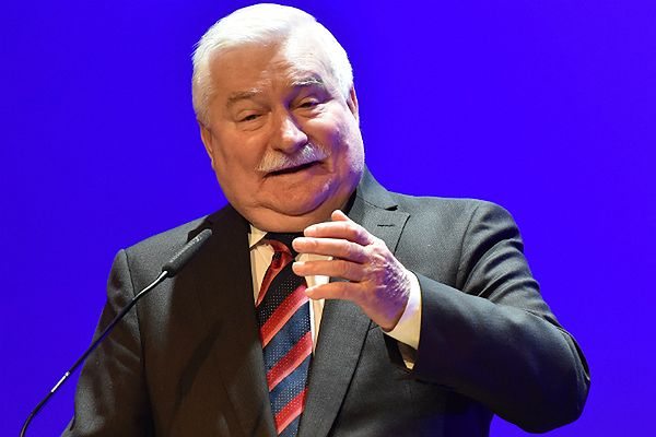 Wałęsa: wygra jednak Komorowski, ale Dudy się nie boję