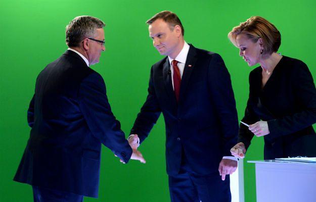 Debata prezydencka. Aleksander Smolar: Bronisław Komorowski utrzymał się na poziomie