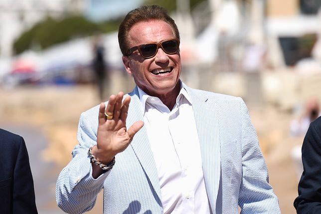 Schwarzenegger powraca w komediowej roli!