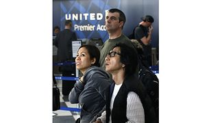 Awaria komputerów i chaos na lotniskach