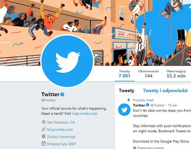 Twitter zmienia wygląd