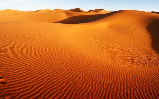 Sahara w przyszłości może tak nie wyglądać