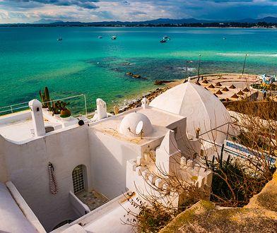 Hammamet to jeden z największych kurortów Tunezji
