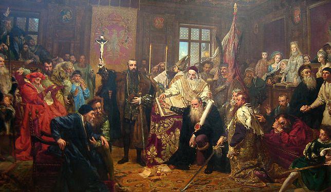 Unia lubelska formalnie stworzyła Rzeczpospolitą Obojga Narodów