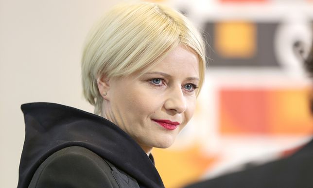 Małgorzata Kożuchowska jest stęskniona za siostrą.