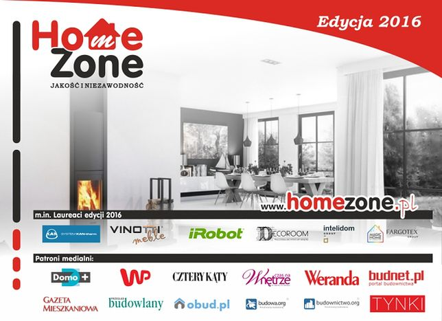 Home Zone - wyróżnienie dla najlepszych