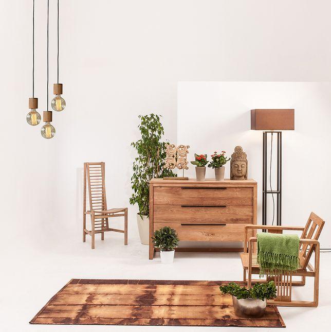 Drewno to bardzo wdzięczny materiał. Jego fenomen wynika przede wszystkim z niezwykłej trwałości i elastyczności