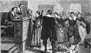 Mroczna historia Salem