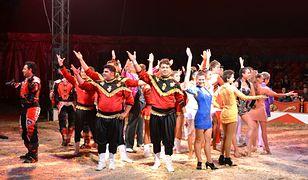 XVIII Międzynarodowy Festiwal Sztuki Cyrkowej