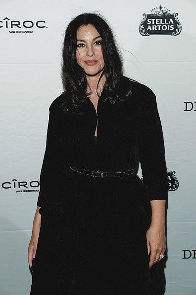 Monica Bellucci to włoska modelka i aktorka