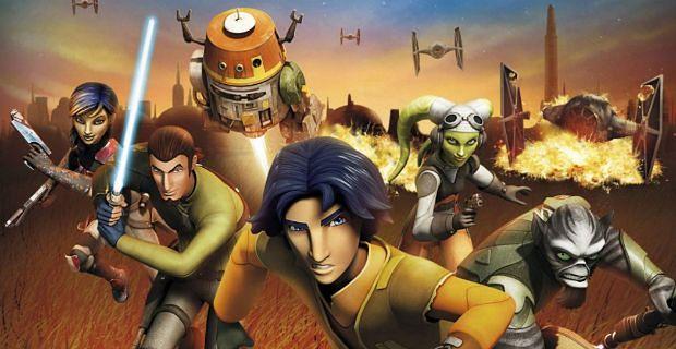"""""""Star Wars: Rebelianci. Sezon 2"""": dojrzewanie w odległej galaktyce [RECENZJA DVD]"""