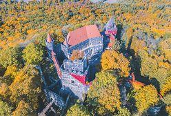 Zamek Grodziec. Niezwykła budowla na wulkanie