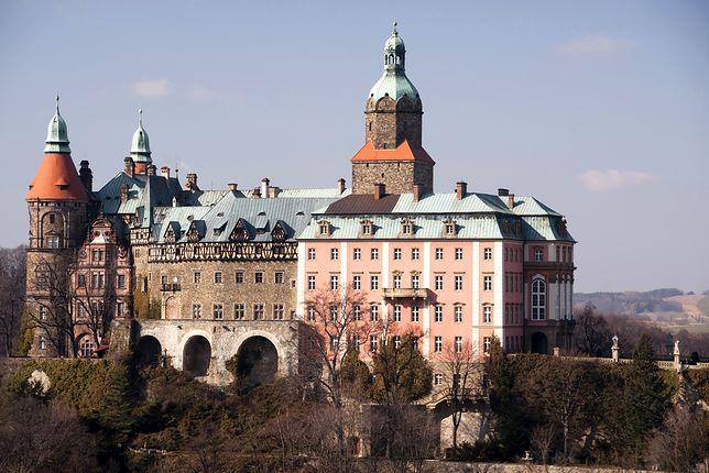 Zamek Książ – odkryto nowe skarby