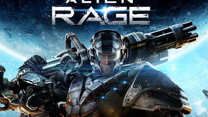 Alien Rage — nie podchodź bez melisy