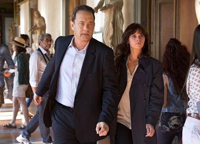 """""""Inferno"""": Tom Hanks na piekielnym kacu [RECENZJA BLU-RAY]"""